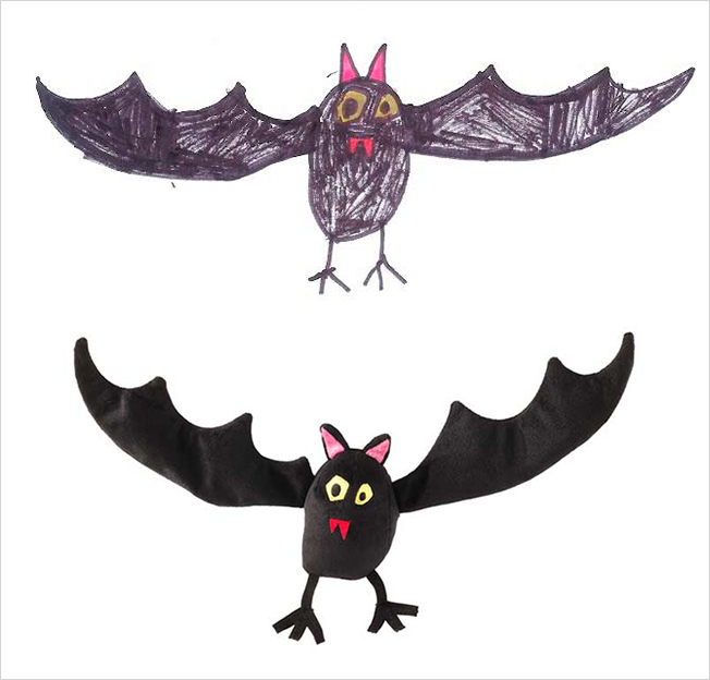 ikea bat toy