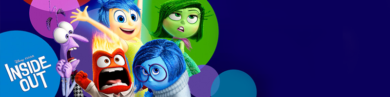 Inside Out (2015) Movie Review #insideout #disney