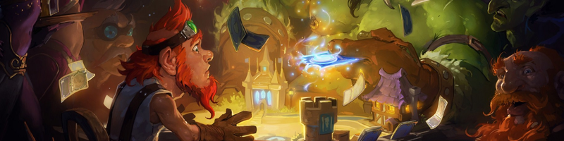 The Game of Ropes – Heroes of Warcraft: #Hearthstone – Game Review